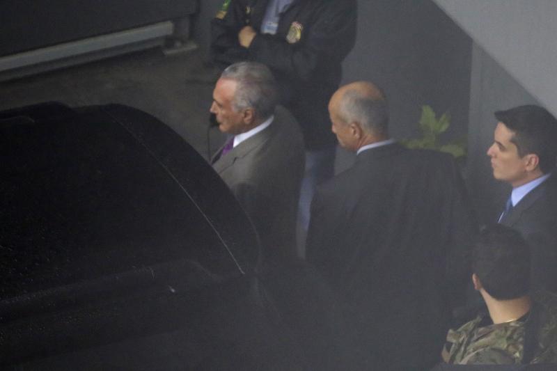 Ex-presidente é investigado por Cleyber Malta desde o fim de 2017