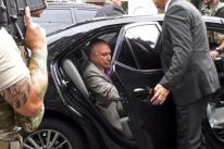Ex-presidente Michel Temer é preso na capital paulista