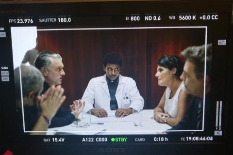 Concluídas filmagens da série 'A bênção' na Capital gaúcha