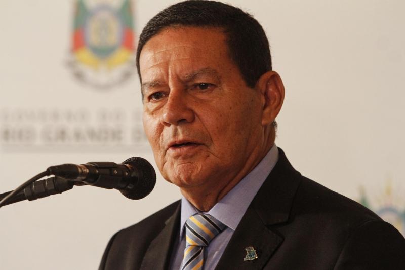 Solenidade da entrega da honraria ao vice-presidente deve ocorrer no dia 18 de outubro