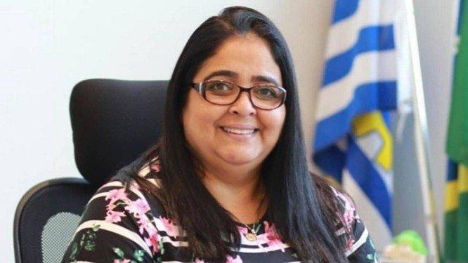Iolene Lima anunciou no Twitter que não integra mais grupo do MEC