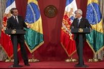 Brasil e Chile rejeitam intervenção militar na Venezuela e firmam compromissos