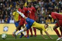 Brasil decepciona com empate contra o Panamá por 1 a 1 e começa o ano sob vaias