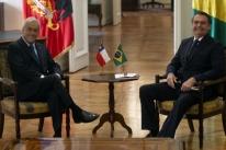 'Bolsonaro é amigo permanente, leal e fértil com o Chile', diz Piñera
