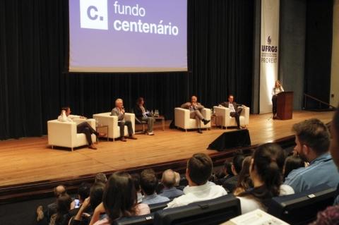 Fundo Centenário é lançado em Porto Alegre