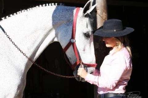 Cavalo a galope...