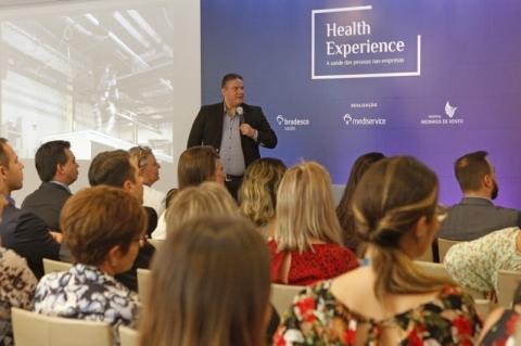 1º Health Experience aponta caminhos para a saúde do futuro nas empresas