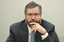 Bolsonaro ainda não procurou Trump, diz chanceler brasileiro