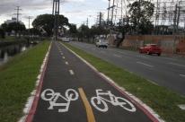Porto Alegre construiu apenas 2,6 km de ciclovias em 2018