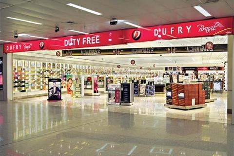 Brasil reedita lista de produtos vendidos em free shops de fronteira
