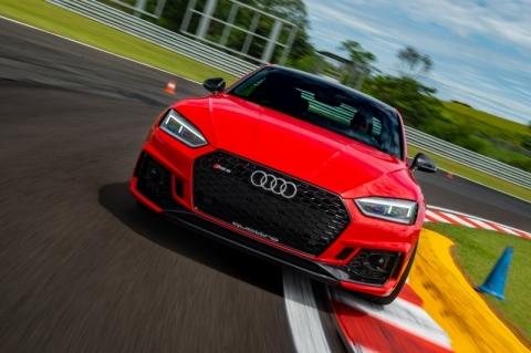 Nova geração do Audi RS 5 Coupé