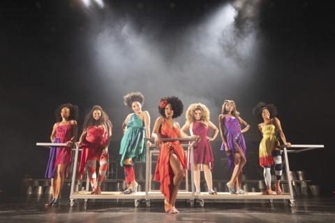 Musical 'Elza' tem apresentações no festival Palco Giratório
