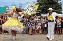 Desfile de Carnaval acontece no sábado