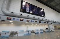 Embarques da Azul passam ao terminal 1 do aeroporto de Porto Alegre neste domingo