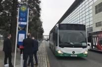 Feira de Hannover tem sistema próprio de ônibus