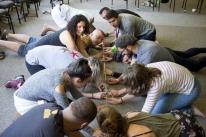 Hackathon incentiva jovens a cocriarem projeto sustentável