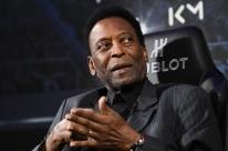 Pelé anuncia que não vai participar de eventos durante a Copa América