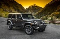 A nova geração do Jeep Wrangler estreia no Brasil na versão Sahara