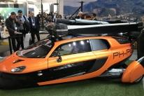 Empresa holandesa lança carro que voa