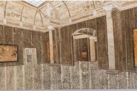 Instituto Ling recebe exposição 'Museu' de Daniel Senise
