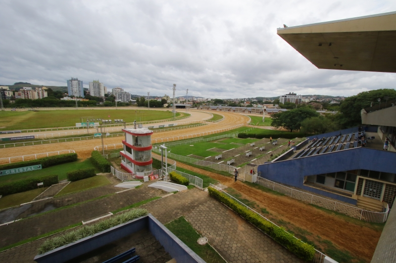 Com injeção financeira na entidade, Vecchio Filho prevê melhorias para atrair um novo público ao hipódromo