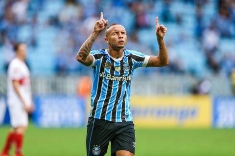 Último jogo antes da Copa América pode virar adeus de Everton ao Grêmio