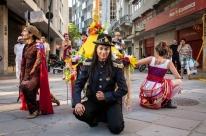 Coletivo promove passeio pelo universo de Qorpo Santo no Centro Histórico da Capital