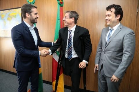 Governo do Rio Grande do Sul confirma novo presidente da CEEE