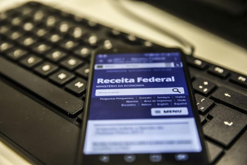 Contribuinte pode obter informações sobre a sua restituição no site da Receita Federal