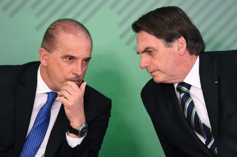'Já demos uma trava na Petrobras', diz áudio atribuído a ministro Onyx
