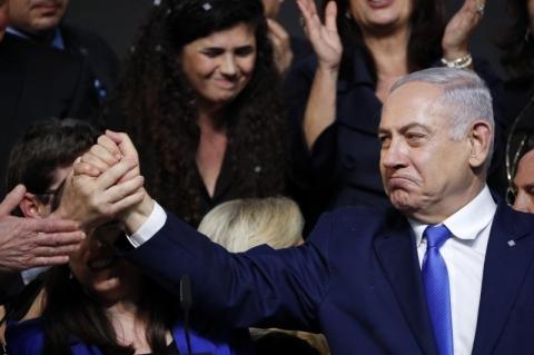 Netanyahu obtém vitória nas eleições em Israel