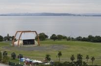 Anfiteatro Pôr do Sol terá telão e shows em dias de jogos do Brasil na Copa América