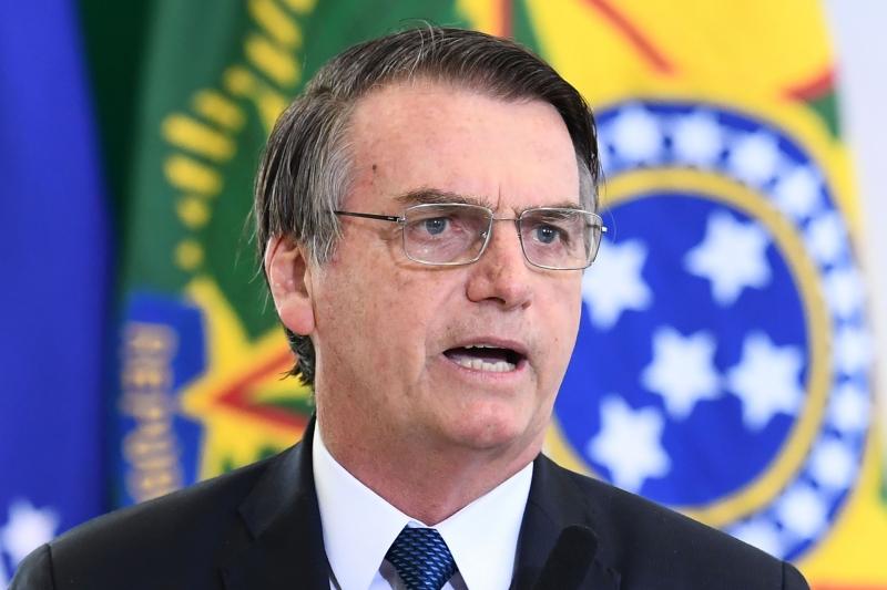 Bolsonaro afirmou considerar um erro da Justiça a autorização para a entrevista