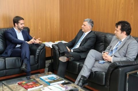 Roberto Barbuti é novo diretor-presidente da Corsan