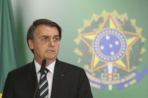 Metade das metas do governo Bolsonaro não é cumprida