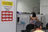 Mais de 10 mil pessoas faltam a consultas na rede básica