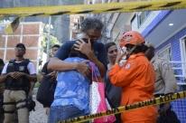 Número de mortos em desabamento no Rio de Janeiro sobe para dez