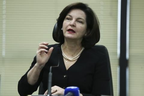 Constituição aboliu sistema no qual Judiciário julgava e acusava, diz Raquel Dodge