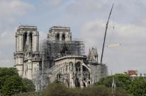 Catedral de Notre-Dame celebraráprimeira missa depois do incêndio