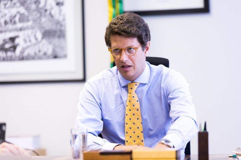 De acordo com Salles, cerca de R$ 3,4 bilhões já foram doados ao fundo criado em 2008