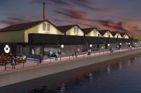 Instalação de Embarcadero será retomada no Cais Mauá