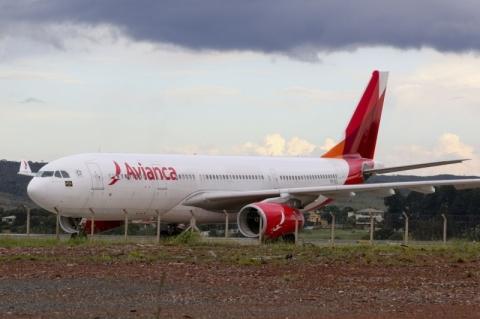 Avianca cancela 422 voos neste fim de semana em todo o País