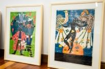50 obras de Zoravia Bettiol estão a mostra em Canoas