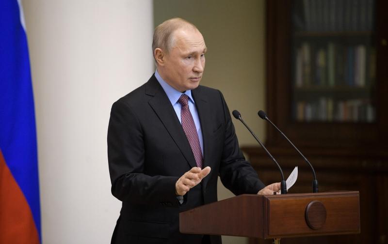 Putin não conversava com um líder do país vizinho desde junho do ano passado