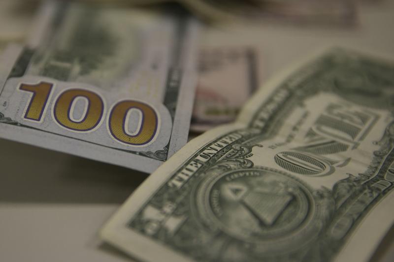 O dólar fechou em R$ 4,1856 (+0,46%), a maior cotação em mais de um ano