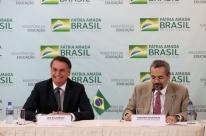Com estreia no MEC, Bolsonaro quer agenda semanal de visita a ministérios