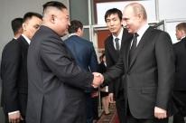 'Coreia do Norte precisa de garantias para se desnuclearizar', diz Putin