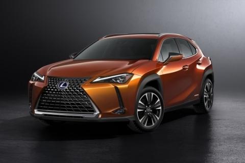 Lexus traz seu primeiro crossover compacto