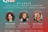 Série vai discutir síndrome de impostora e liderança feminina