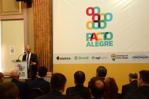Pacto Alegre aposta na ação coletiva para transformar a cidade